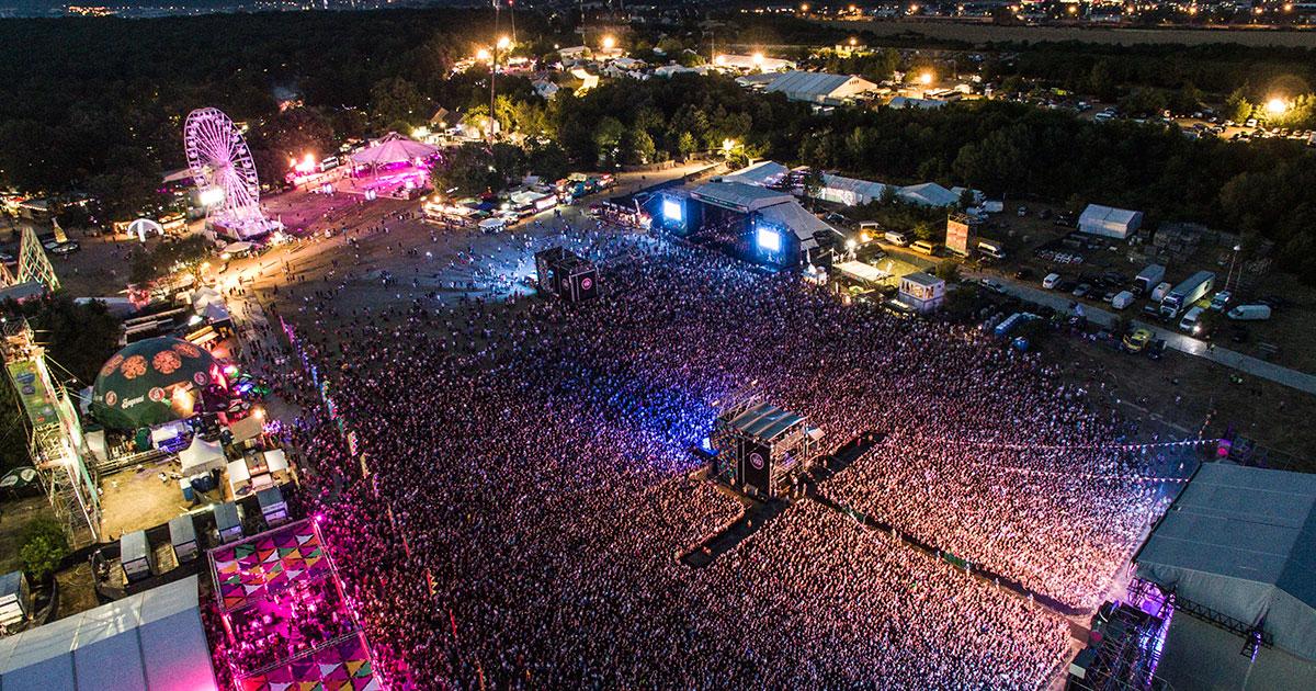 Telekom VOLT Festival 2019, Sopron
